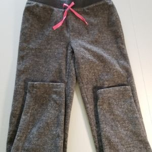 George girls fleece pajama bottoms